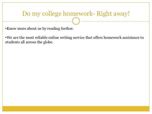 Online college essay help