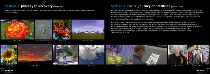 Section 1: Journey to Recovery (images 1-9)                                                                               ...