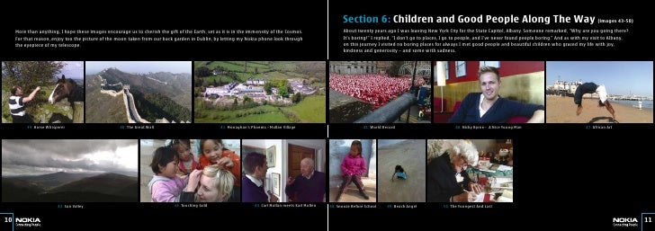 Section 6: Children and Good People Along The Way (images 43-50)                                                          ...