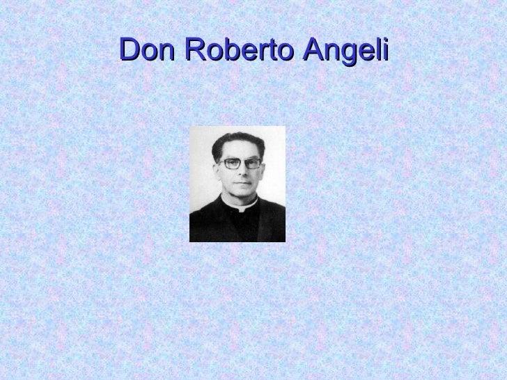 Don Roberto Angeli
