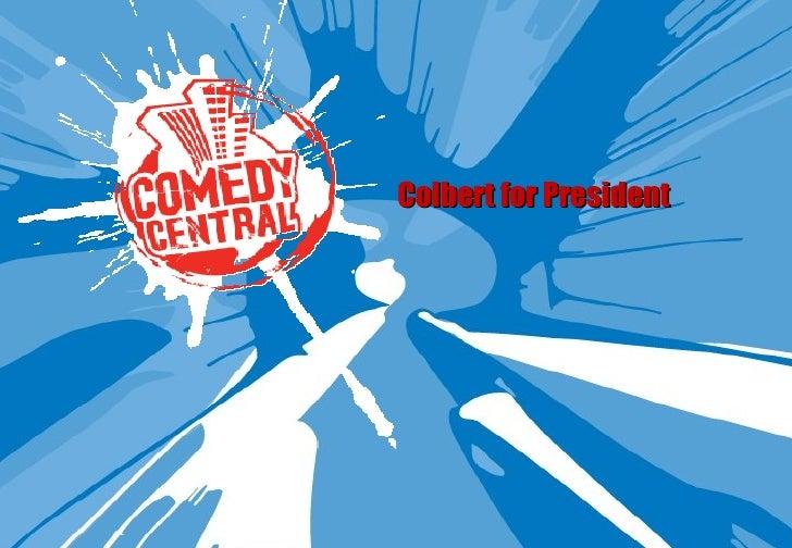 Colbert for President