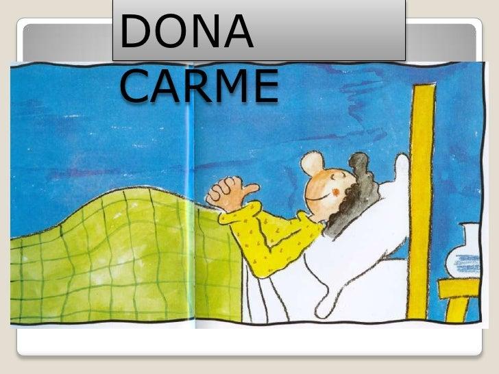 DONA  CARME<br />