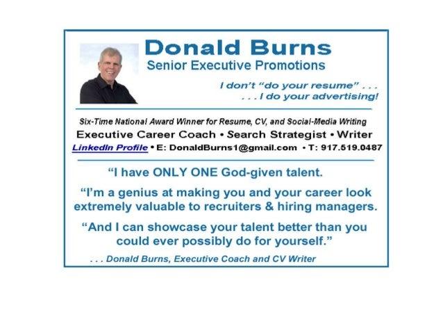 burns senior executive promotions