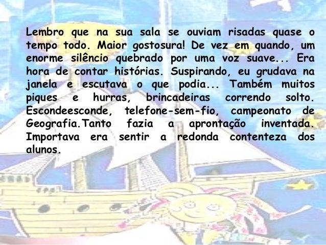 Dona Licinha    conto1 Slide 3