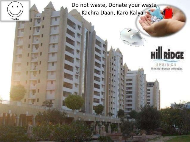 Do not waste, Donate your waste Kachra Daan, Karo Kalyan