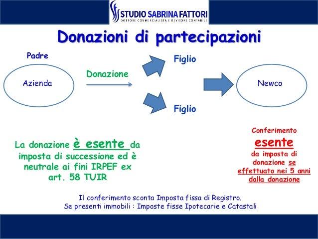Donazione di immobile cheap imposta di donazione imposta for Donazione immobile