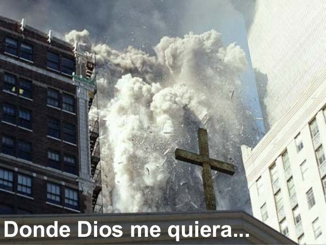 Donde Dios me quiera...