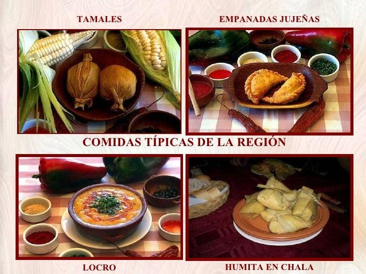 Quebrada de humahuaca Gastronomia jujuy