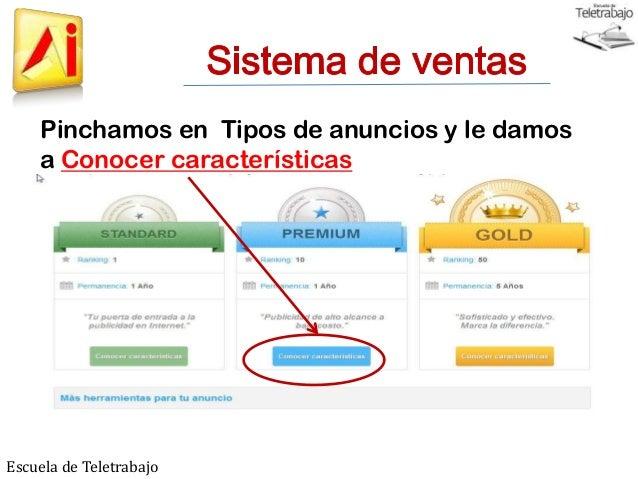 Precios productos Amarillas Internet Slide 3