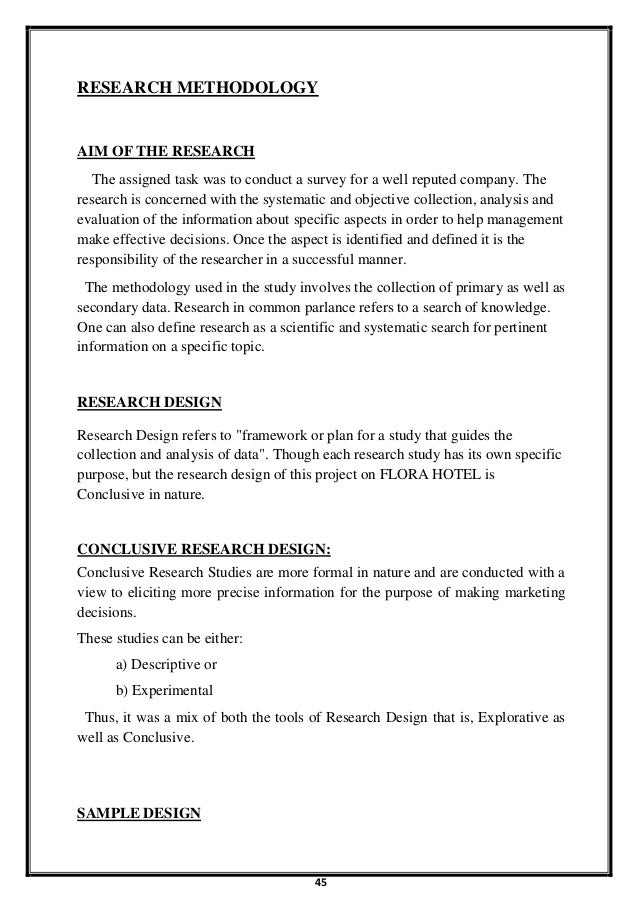 research task it is important to A simple example of a non-empirical task is the prototyping of a new drug but with many still important notes research in the social sciences presents a.