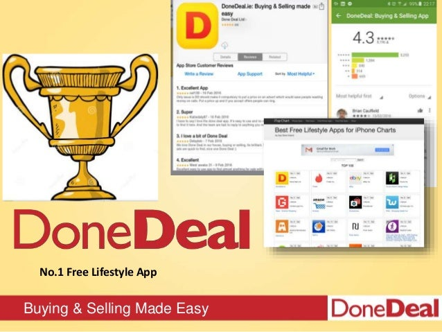 Buying & Selling Made Easy No.1 Free Lifestyle App