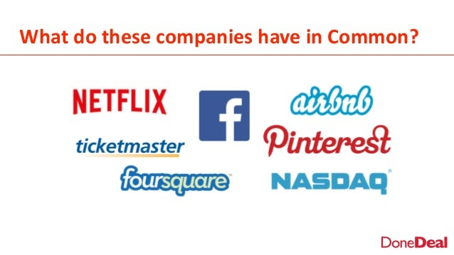 What  do  these  companies  have  in  Common?