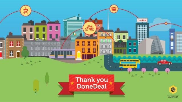 DoneDeal - AWS Data Analytics Platform