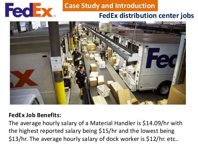 Beautiful FedEx Distribution Center Jobs ... Intended Fedex Jobs