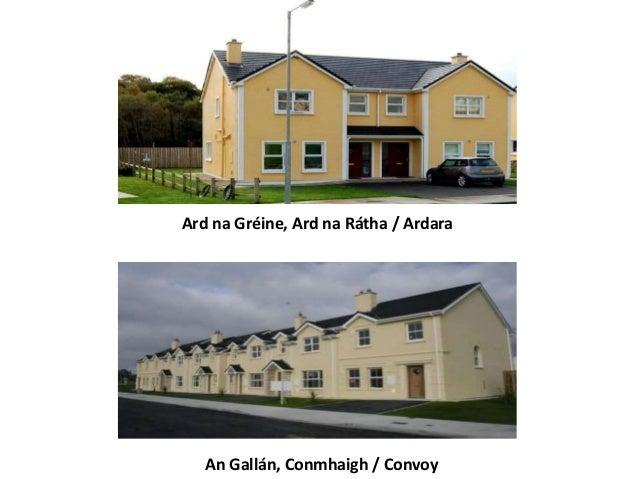 An Gallán, Conmhaigh / Convoy Ard na Gréine, Ard na Rátha / Ardara