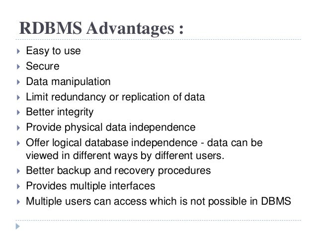 Rdbms Software - Free Download rdbms - Top 4 Download