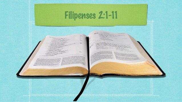 Filipenses 2:1-11
