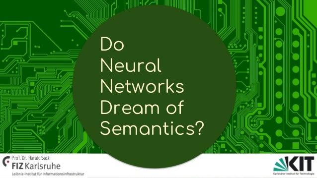 It's a kind of Magic, Semantic and AI,Semantic Meetup Vienna, 11 Sep. 2018, Harald Sack, CC BY-NC-SA 3.0 Prof. Dr. Harald ...