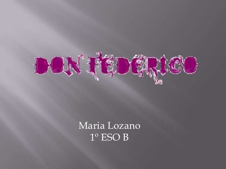 Maria Lozano<br />1º ESO B<br />