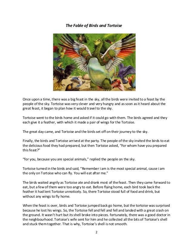 Cerita Dongeng Bahasa Inggris Tentang Hewan