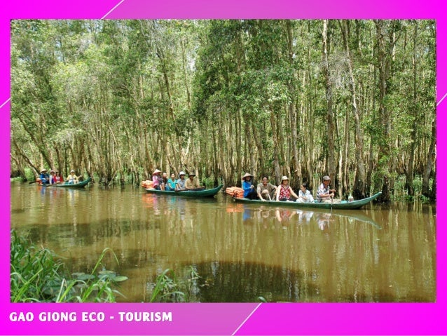 FAMOUS PLACES GAO GIONG ECO - TOURISM