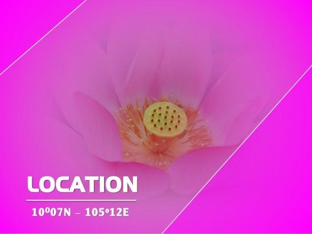 LOCATION 10O07N – 105o12E