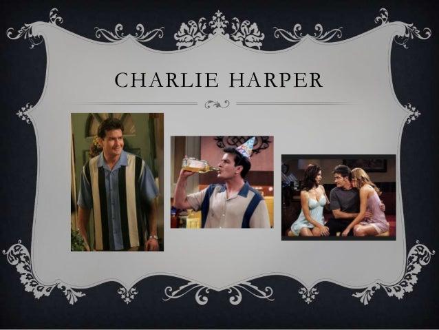 CHARLIE HARPER