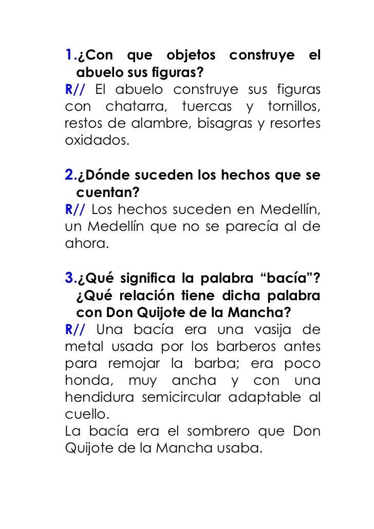 Don Quijote de la Mancha en Medellin