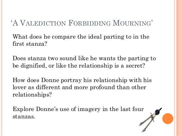 Conceit in validiction forbidding mourning and | Research