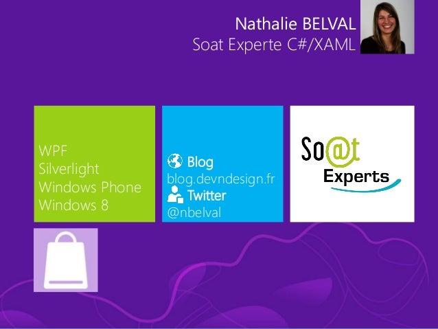 Donner un style moderne à votre application grâce à la suite Expression Slide 2