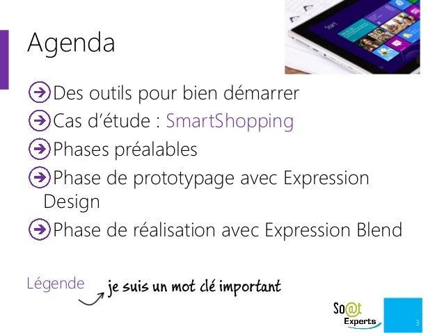 Donner un style moderne à votre application grâce à la suite Expression Slide 3