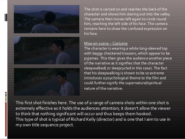 donnie darko title sequence analysis. Black Bedroom Furniture Sets. Home Design Ideas