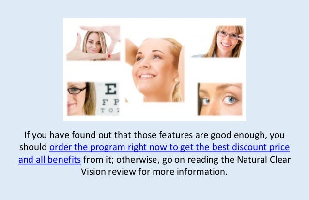 Improve Eyesight Naturally Review