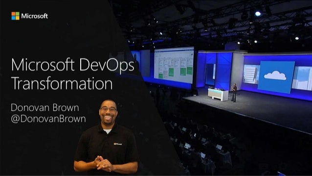 """""""DevOps is the union of people, process, and products to enable continuous delivery of value to our end users."""" Donovan Br..."""