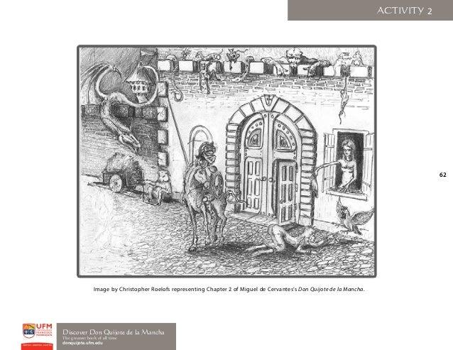 An analysis of the book don quijote de la mancha by miguel de cervantes
