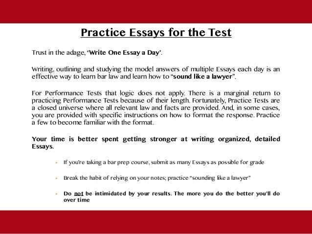 Lawyer essay