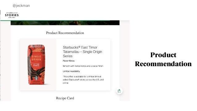 @jeckman Product Recommendation
