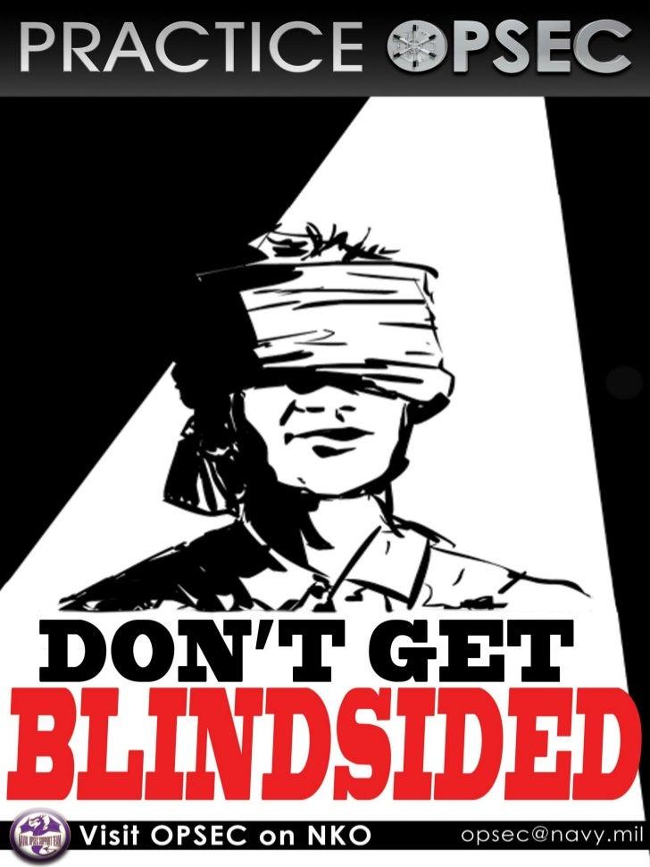 Don't Get Blindsided