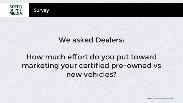 Pre Owned Inventory >> Don T Get Owned Marketing Your Certified Pre Owned Inventory