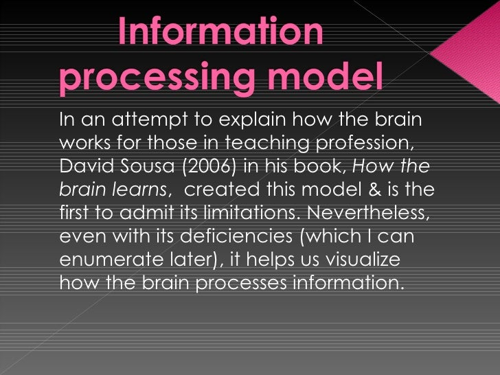 david sousa how the brain learns pdf