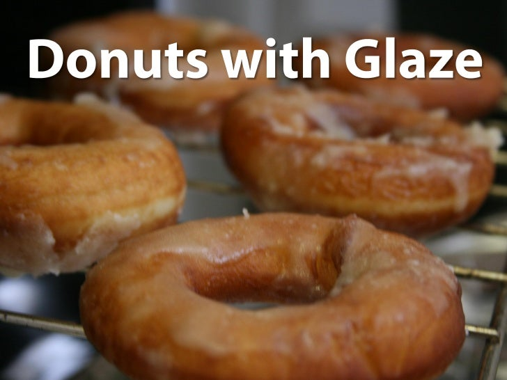 Donuts with Glaze