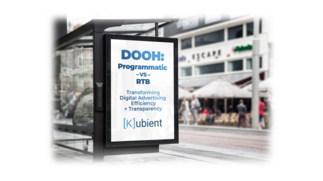 How Digital Out-Of-Home works. DOOH Owner A DOOH Owner B DOOH Owner C CMS CMS CMS