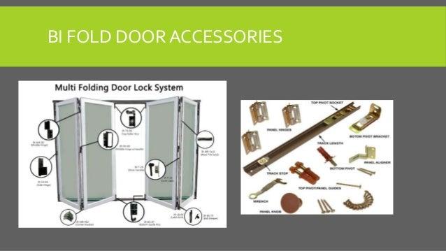 BI FOLD DOOR ACCESSORIES; 13.  sc 1 st  SlideShare & Door hardware accessories