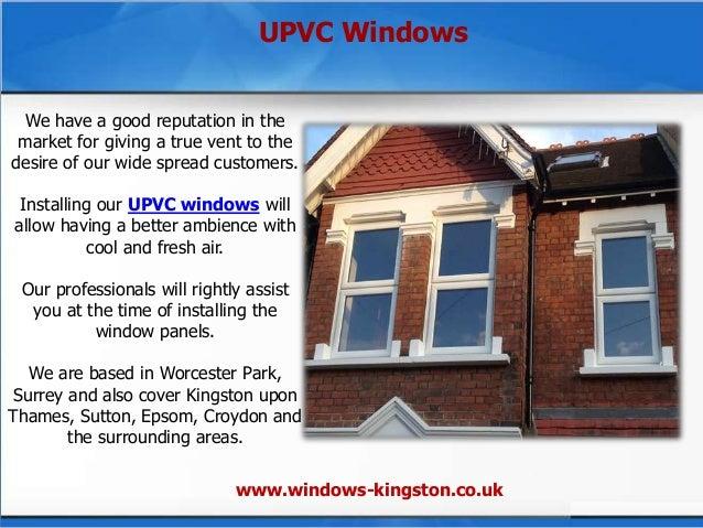 4 Windows Kingstoncouk UPVC