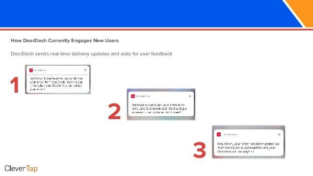 How DoorDash can improve User Engagement