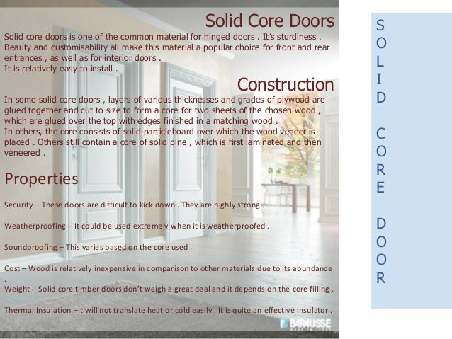 HOME; 7.  sc 1 st  SlideShare & Door Designs- Building Materials and Construction