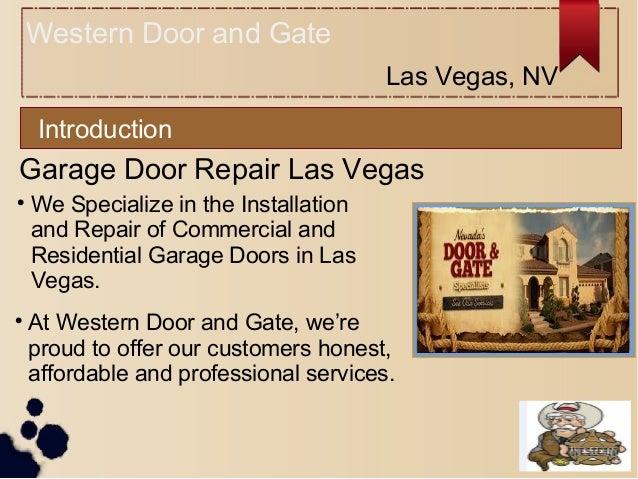 Gate Repair And Installation In Las Vegas