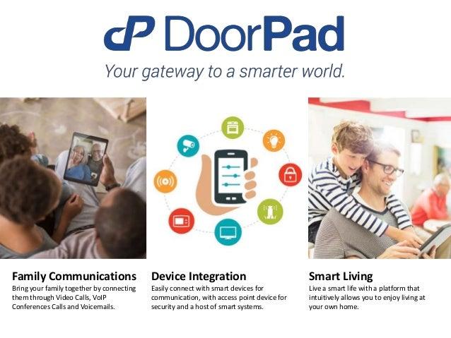 Live a Smart Life, Enjoy Your Smart Home