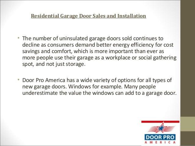Charmant 2. Residential Garage Door ...
