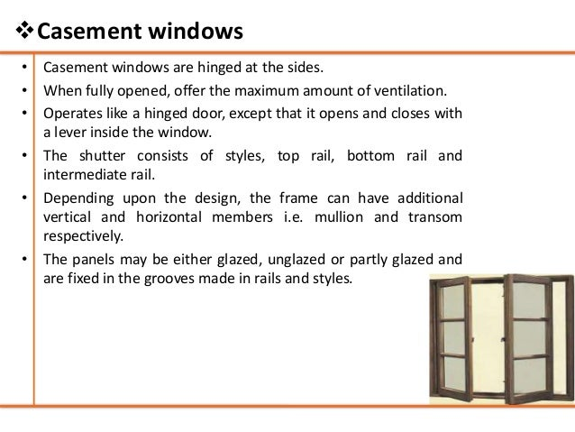 Decorating window frame types inspiring photos gallery for Window types names